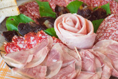 Free Meat Cutting Royalty Free Stock Image - 33877906