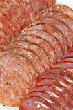 Meat delicatessen Stock Photography