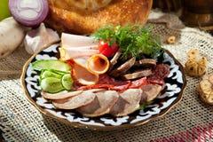 Meat Delicatessen Stock Image