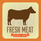 Meat Design Royalty Free Stock Photography