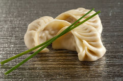 Meat dim sum Royalty Free Stock Images