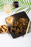 Meat dish Royalty Free Stock Image