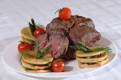 Meat dish Royalty Free Stock Photography