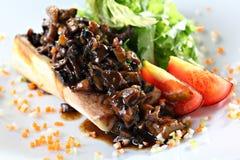 Meat dish Stock Photos