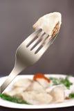Meat dumplings Royalty Free Stock Photos