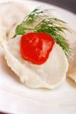 Meat dumplings Royalty Free Stock Image