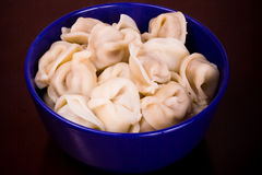 Meat dumplings Stock Images