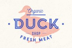meat f?r bakgrundscloseand upp white Affischen f?r slaktk?tt shoppar stock illustrationer