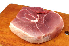 Meat with fat and veins Stock Photos