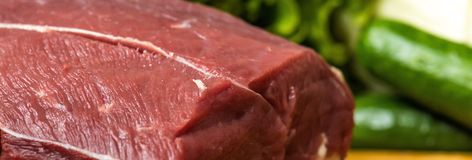 Meat fillet Stock Photo