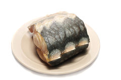 Meat Fish Sturgeon. Royalty Free Stock Image