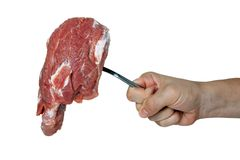 Meat food Stock Photos