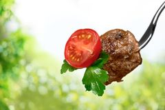 Meat Food Royalty Free Stock Photography