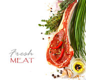 Meat. Royalty Free Stock Photography