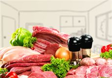 Meat Freshness Royalty Free Stock Photo