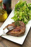 Meat grilled Royalty Free Stock Photography