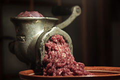 Meat grinder Stock Photography