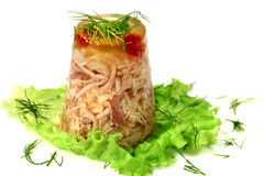 Meat Jelly Royalty Free Stock Image