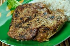 Meat jun Stock Image