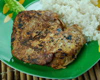 Meat jun Royalty Free Stock Photo