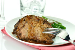 Meat loaf Royalty Free Stock Images