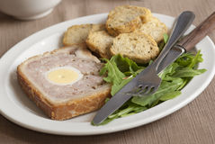 Meat loaf Royalty Free Stock Photos