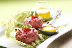 Meat loaf stock photography