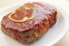 Meat Loaf Stock Photos