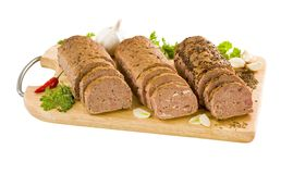Meat loaves Royalty Free Stock Image