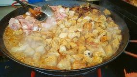 Meat mix Stock Photos