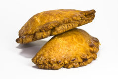 Meat pasty Stock Image