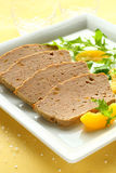 Meat pate Royalty Free Stock Photo