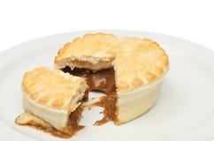 Meat pie Stock Photos