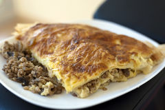 Meat pie Royalty Free Stock Image