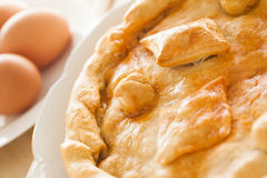 Meat pie Royalty Free Stock Images
