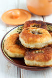 Meat pies Royalty Free Stock Photo