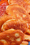 Meat pies Stock Photos