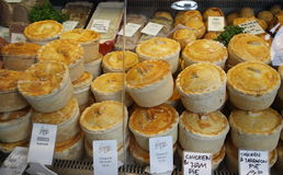 Meat Pies Royalty Free Stock Images