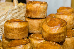 Meat pies Stock Photography
