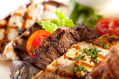 Free Meat Plate Stock Photos - 40954693
