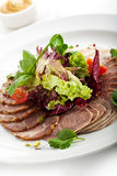 Meat Plate Royalty Free Stock Photo