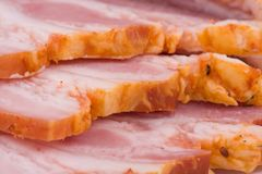 Meat of pork Royalty Free Stock Photos