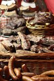 Meat products Royalty Free Stock Image