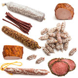 Meat products Stock Images