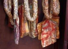meat rökte Royaltyfria Foton