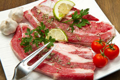 Meat, raw beef stock images
