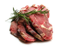 Meat, Raw Steak Royalty Free Stock Image