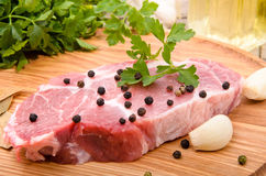Meat. Stock Photo