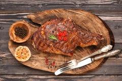 Meat Ribeye steak Stock Images