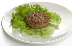 Meat Rissole Stock Photos